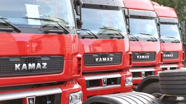 Компания «КамАЗ» начнет выпуск новой модели самосвалов