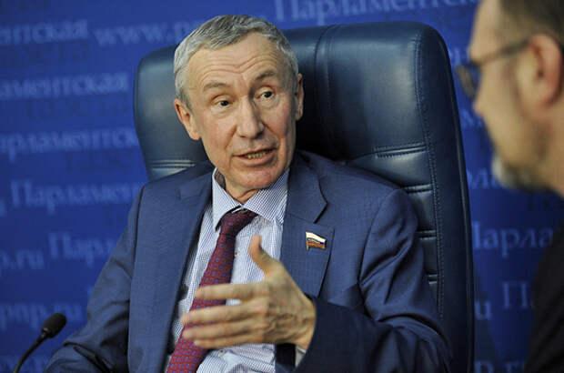 Климов рассказал о реакции США на пакет законов об иноагентах