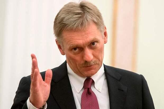 Что происходит с государством российским, Песков обвинил народ в клевете