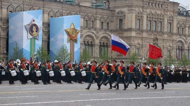 Уникальный казачий расчет примет участие в параде Победы на Красной площади