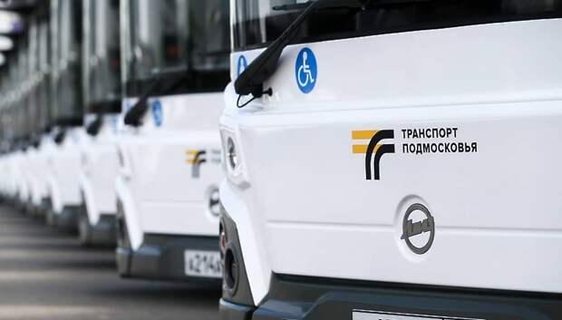 18 новых автобусов передали в Автоколонну №1375 Мытищ