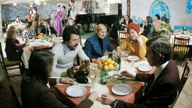 Чтостоило дороже всего всоветском ресторане?