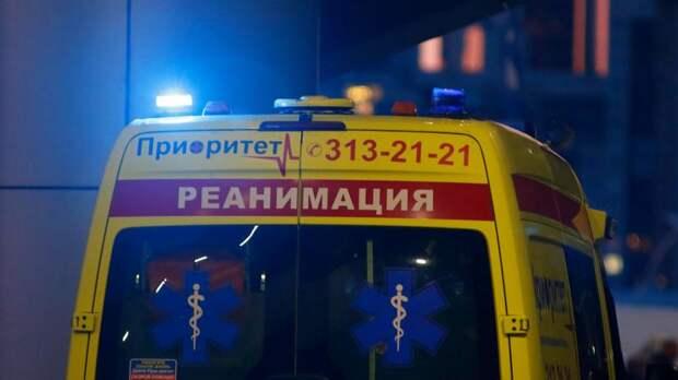 Двухлетний малыш тяжело пострадал после падения шкафа на Каменноостровском проспекте