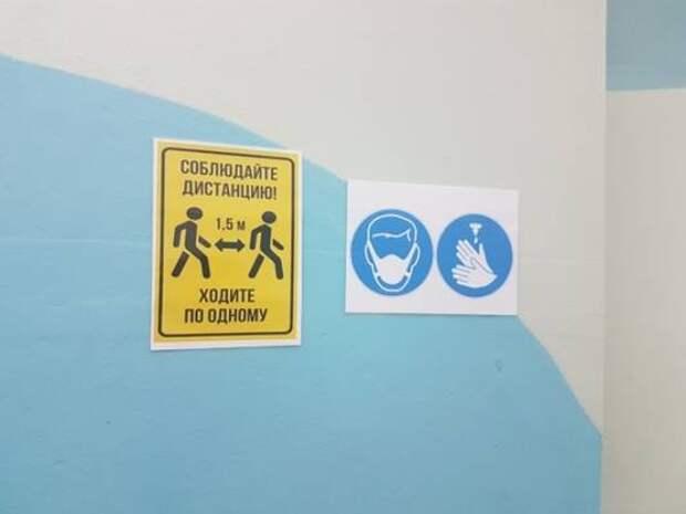 Магаданцам напомнили о правилах гигиены при гриппе, коронавирусе и других ОРВИ