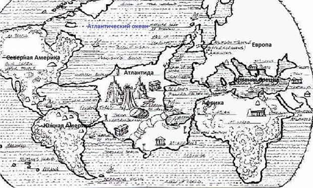 История Атлантиды: мифы, домыслы, загадки и реальные факты