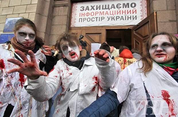 Дробович требует больше деньжат на промывку мозгов Украине
