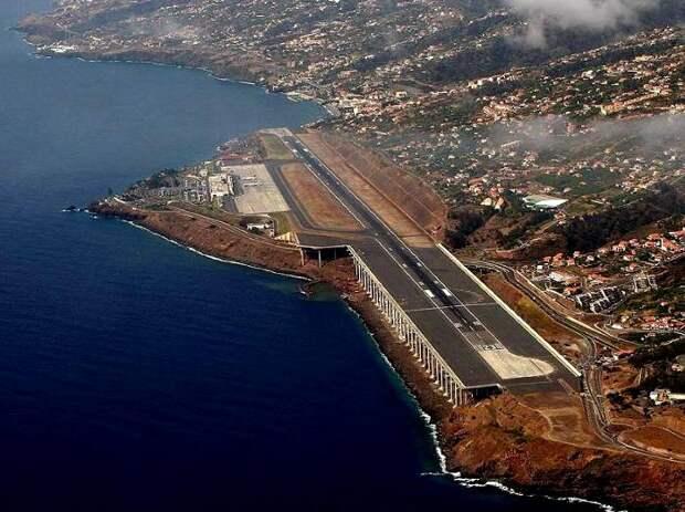10 самых необычных аэропортов в мире