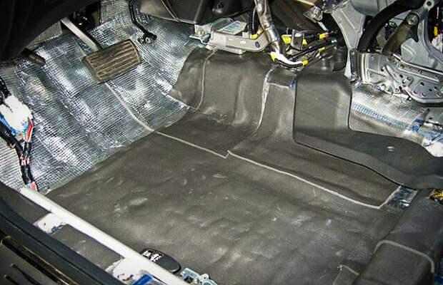 Как за копейки улучшить шумоизоляцию любого авто