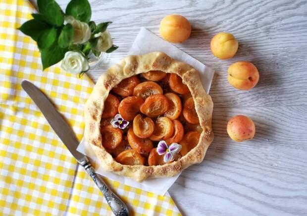 Восхитительная галета с фруктами