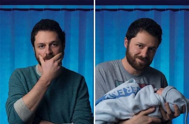 Федерико Грилло, 34 года дети, люди, мужчина, рождение, фотограф, эмоция