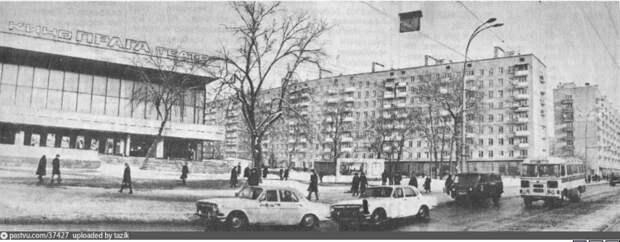 История района: площадь Зденека Неедлы на интерактивной карте
