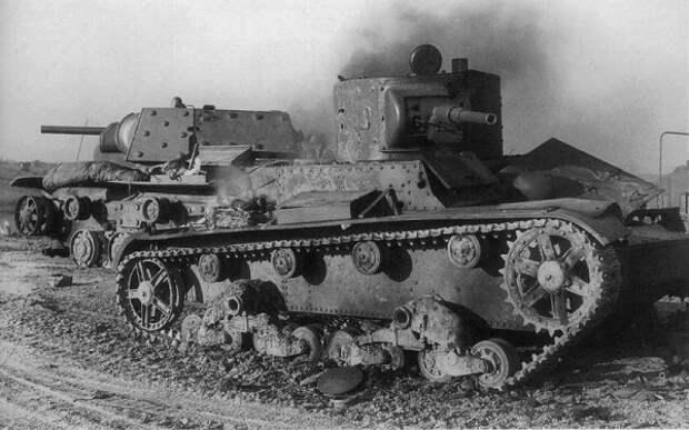 Битва под Ровно: крупнейшее танковое поражение Красной Армии