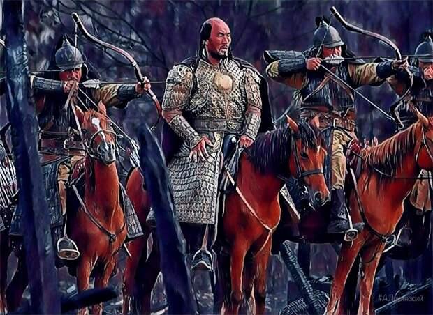 последний герой Золотой Орды Едигей...