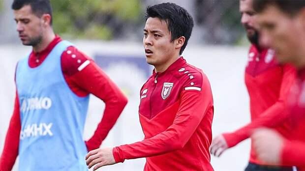 Сайто перенес операцию и выбыл до конца сезона. Японец перешел в «Рубин» в декабре и не сыграл ни одного матча