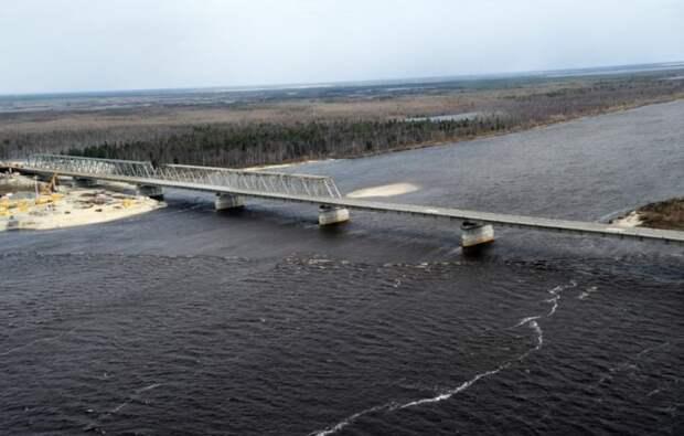 Россия реализует проект Сталина: Великий Северный Железнодорожный Путь.