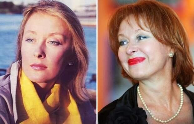 Ларисе Удовиченко исполнилось 66