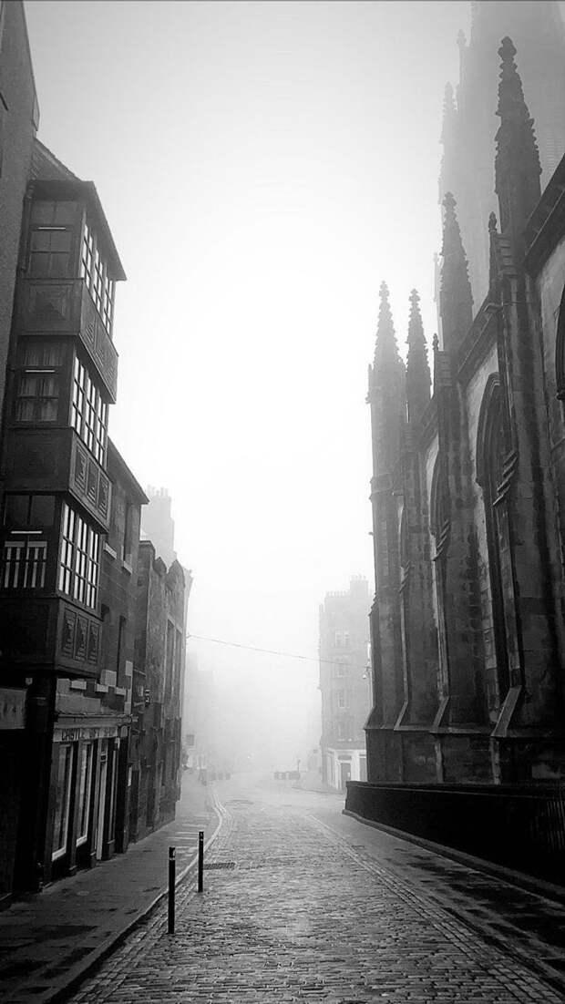10 баллов Гриффиндору! Ой... то есть Эдинбургу!