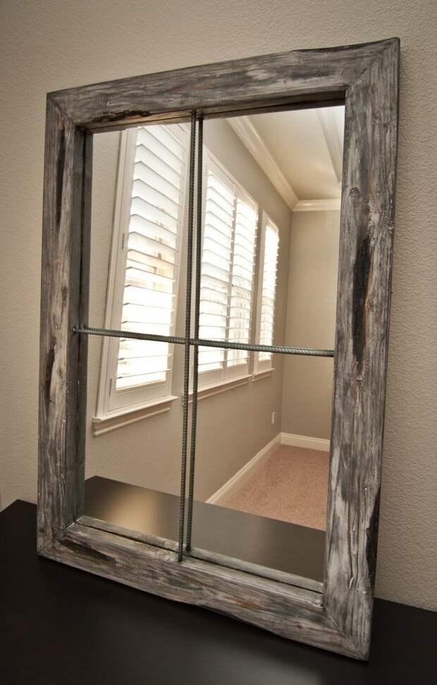 3. Зеркальные окна дизайн интерьера, идеи, окна, пейзаж, пространство, ремонт
