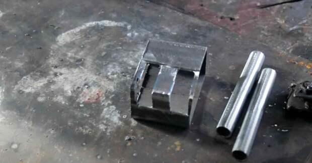Кондуктор для сверления отверстий под саморезы