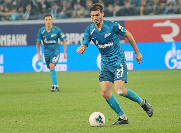 «Динамо» хочет подписать Оздоева. Контракт хавбека с питерцами заканчивается через год