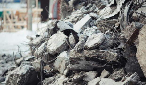 В сносе здания ПРОМЭКТ в Екатеринбурге зафиксированы новые нарушения