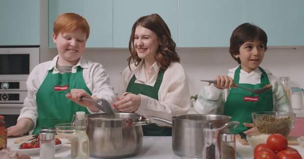 «Помидорка» и Анна Цуканова-Котт устроили кулинарный баттл между странами