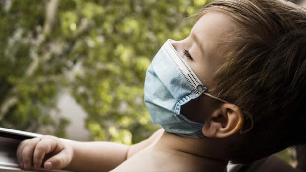 Стало известно, когда в России может появиться вакцина от COVID-19 для детей