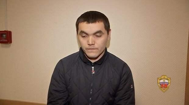 На севере Москвы полицейские задержали подозреваемого в совершении разбойного нападения и грабежа