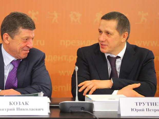 Трутнев посоветовал мэру Владивостока уйти в отставку