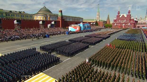 Шойгу рассказал о новом формате парада победы