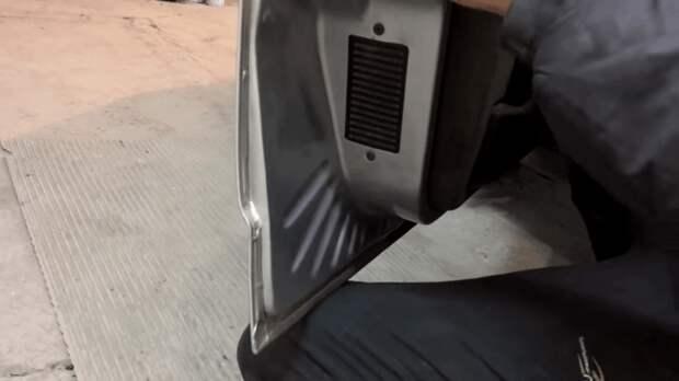Поднять просевшую автомобильную дверцу за 1 минуту — реально!