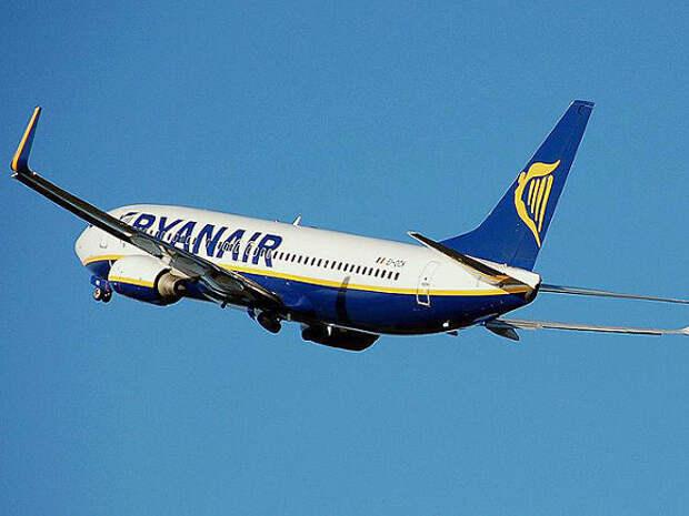Полиция Литвы опросит пассажиров рейса Ryanair, прилетевших из Минска