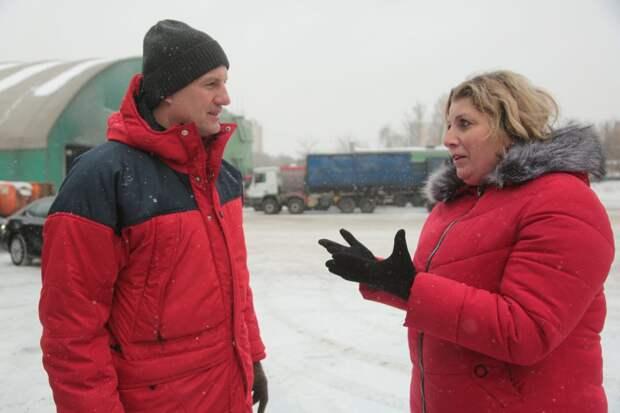По просьбам жителей предприятие «Хартия» выводят с Алтуфьевского шоссе