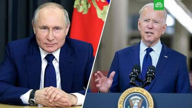 О чем Путину разговаривать с Байденом?