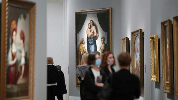 Минкультуры утвердило график работы музеев и кинотеатров Москвы