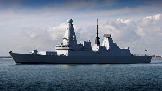 Sohu: британцы назвали позором отправку кораблей ВМС Великобритании в Черное море
