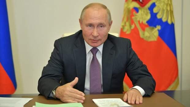 В США поддержали слова Путина об отношениях Москвы и Вашингтона