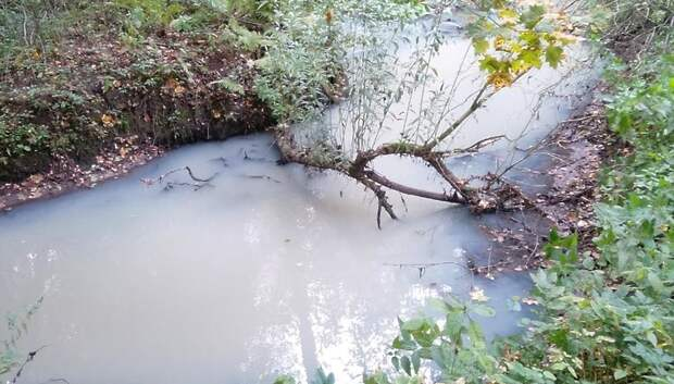 Началась прокладка канализационного коллектора с КНС микрорайона Климовск