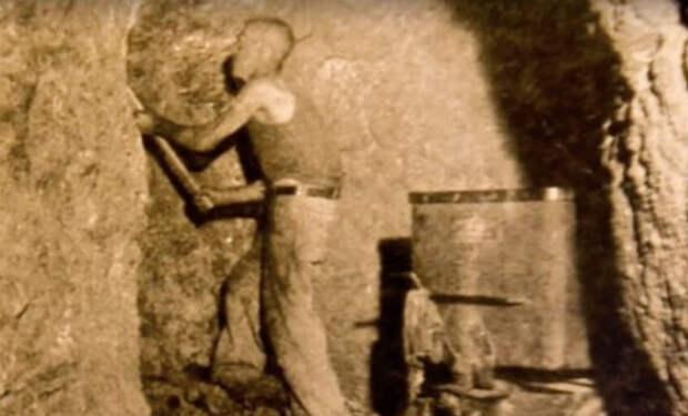Мужчина в тайне от всех рыл тоннель 38 лет: смотрим, что внутри