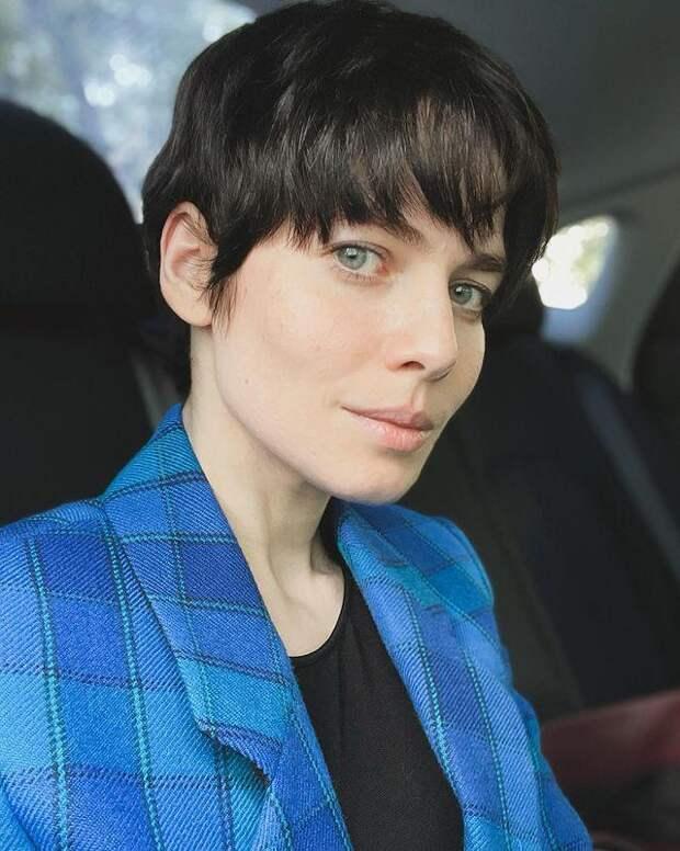 Без комментариев! Юлия Снигирь постриглась «под мальчика»