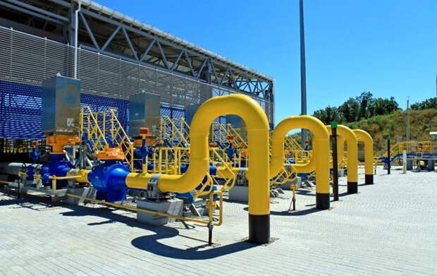 Россия в скором времени поставит крест на реверсной схеме закупки газа Украиной