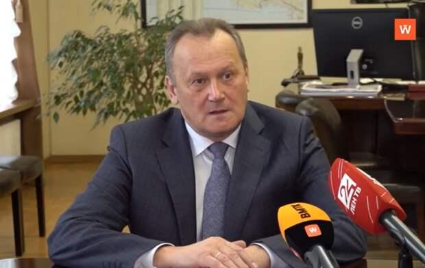 Администрация Выборгского района Ленобласти обезглавлена из-за криминала