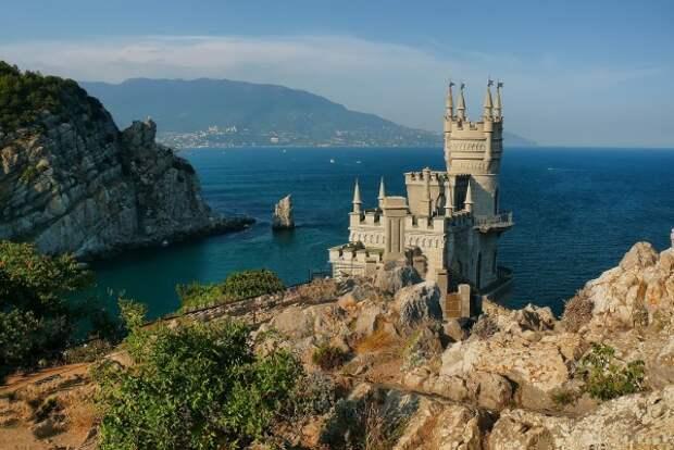 Прежде всего Крым!