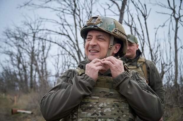 Приглашение Зеленского Путину встретиться в Донбассе — это наглость космического масштаба