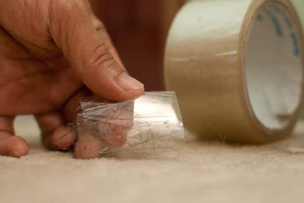 10 невероятно полезных лайфхаков, для которых нужен только скотч
