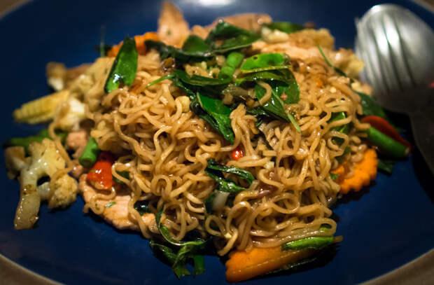 Рамен: вкуснейшее блюдо на каждый день