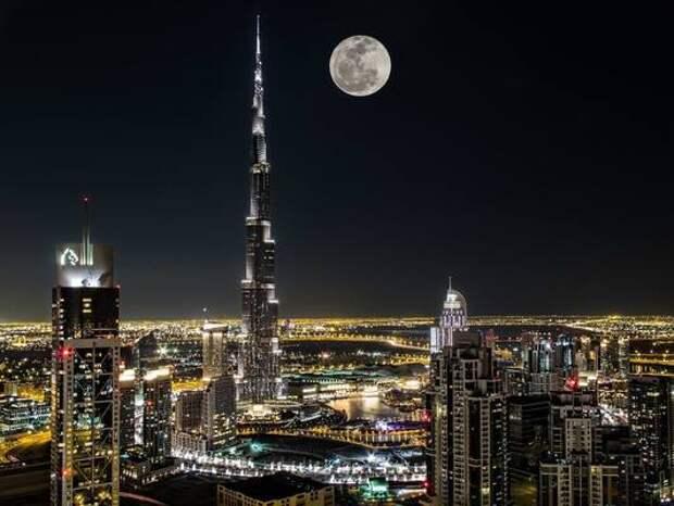 Шейхи из ОАЭ собрались с космической миссией на Луну