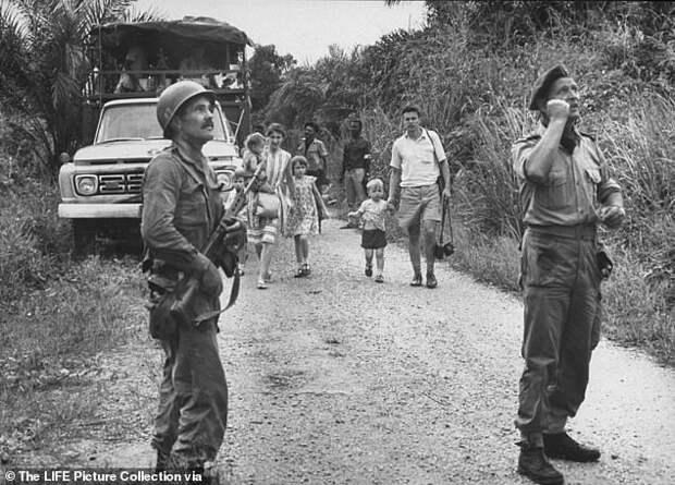 6 безумных фактов о наемнике Бешеном Майке, который воевал с Че Геварой