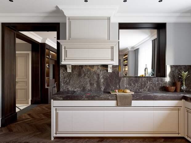 Кухня в стиле арт-деко: варианты дизайна, отделки и декоративного оформления