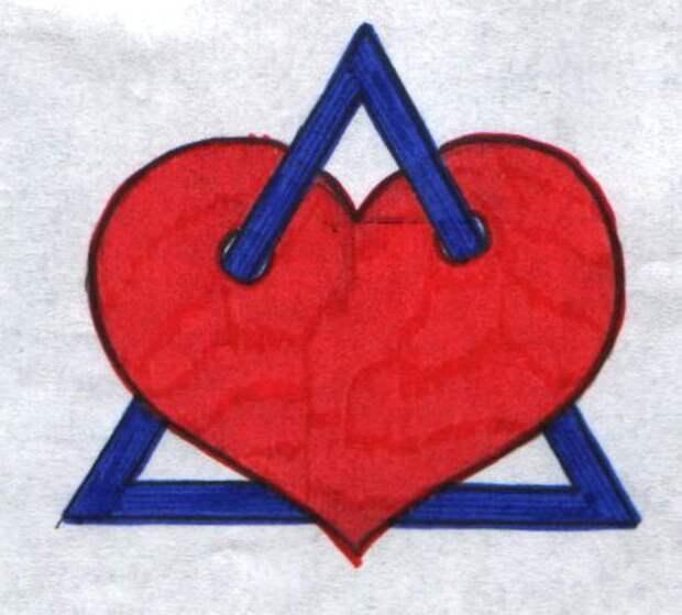 Как вести себя в любовном треугольнике?